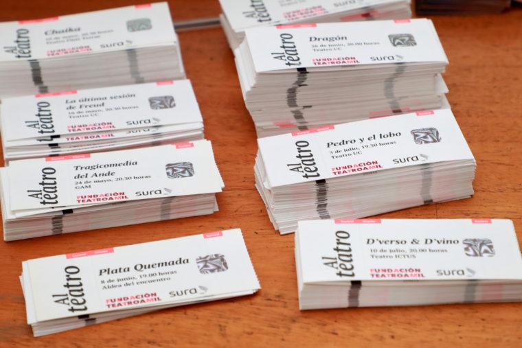 Foto: Fundación Teatro a Mil