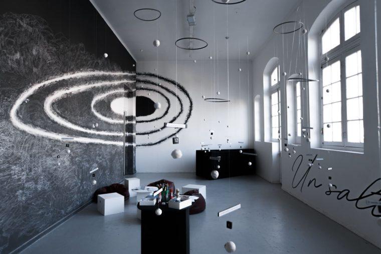 Sala Interacción. Un salto cuántico| Foto: Simon Varea