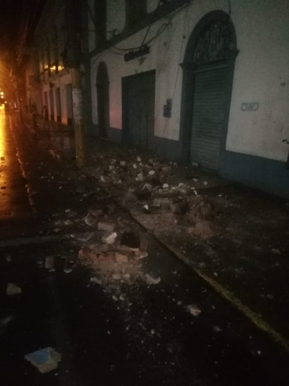 Yurimaguas, Alto Amazonas. Bomberos Perú | Twitter