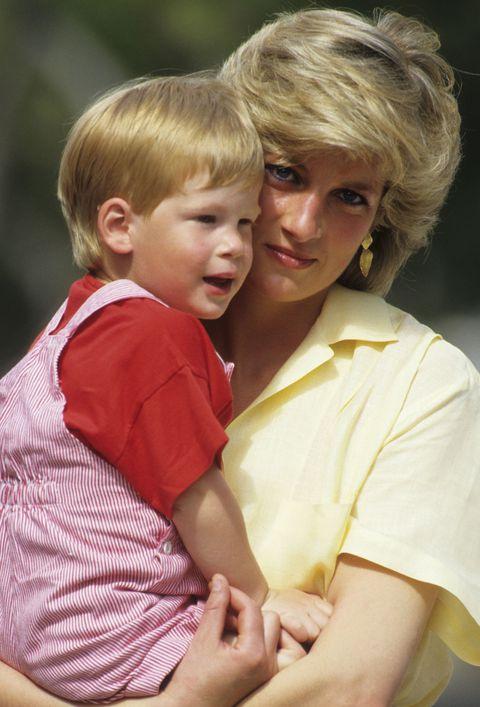Harry y Diana