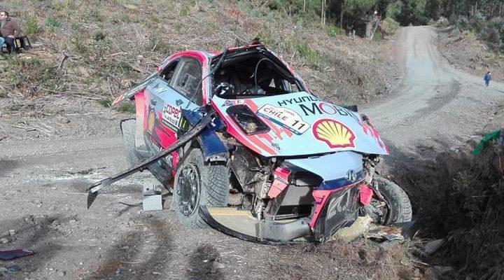Hyundai Las Cruces >> Imágenes grafican estado en que quedó vehículo de Neuville ...