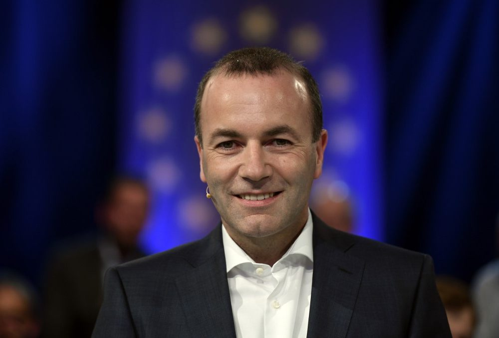 Manfred Weber | Agence France-Presse