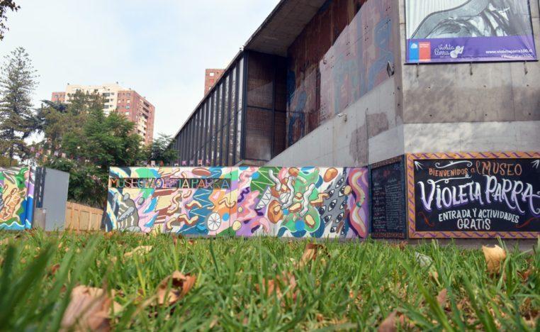 Museo Violeta Parra | Cedida
