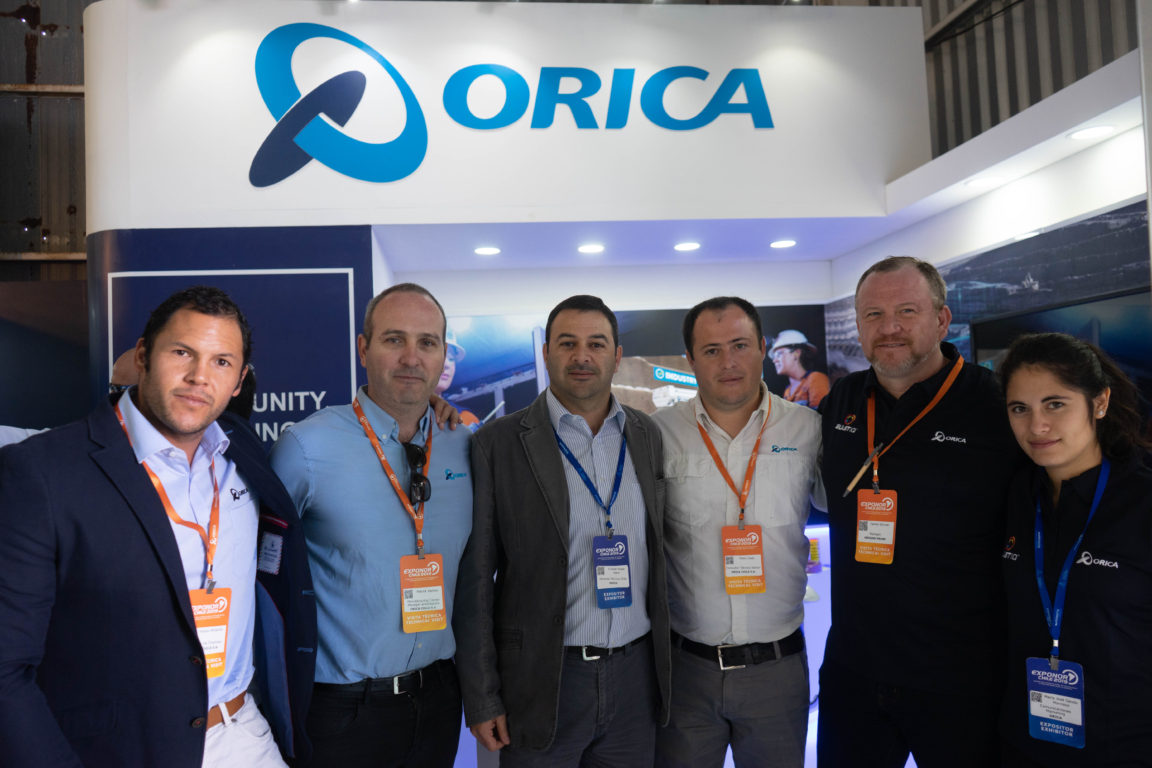 Orica Chile - Exponor 2019