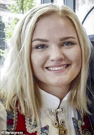 Birgitte Kallestad | Daily Mail