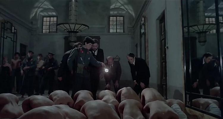 Saló o los 120 días de Sodoma, Cine Normandie (c)