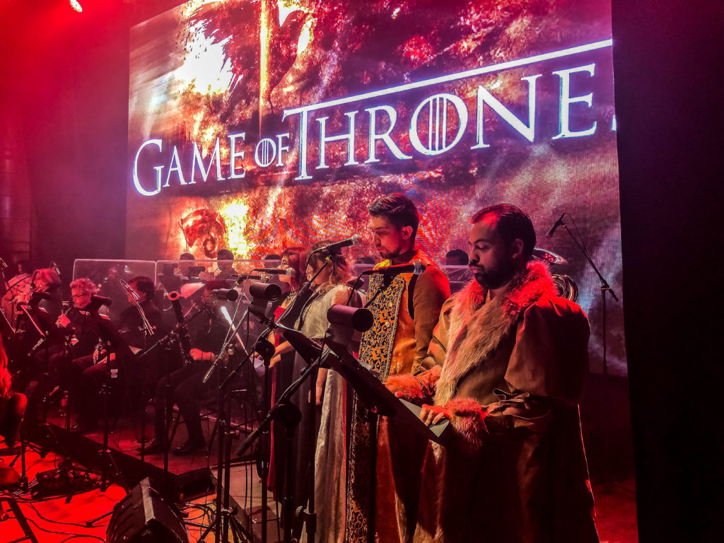 """""""Game of Thrones - Live Concert"""""""
