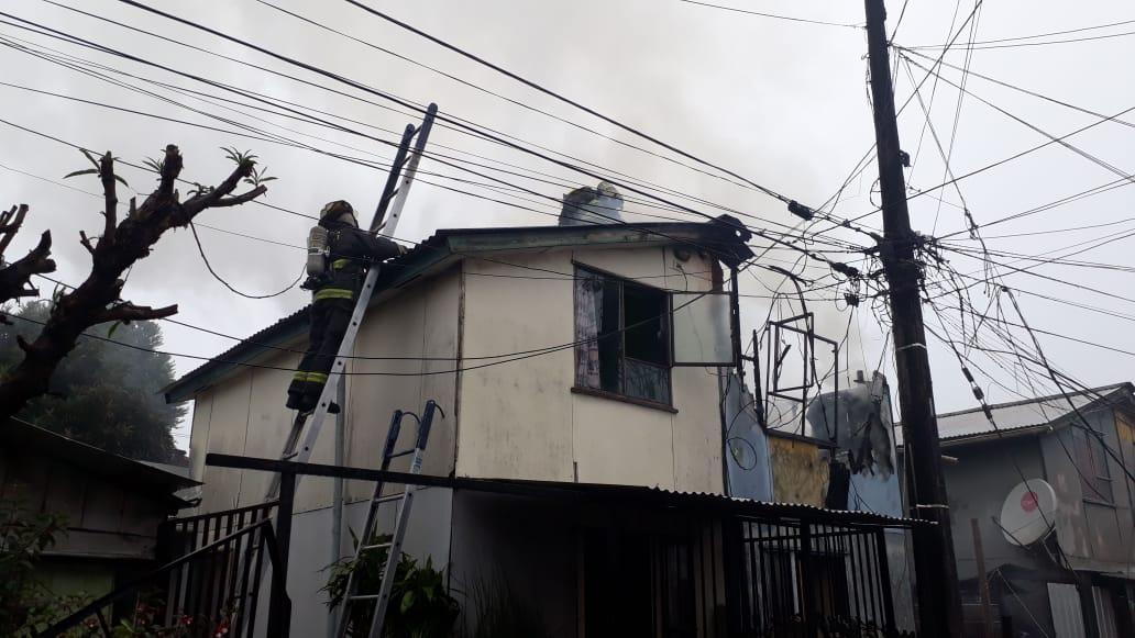 Incendio en Los �ngeles