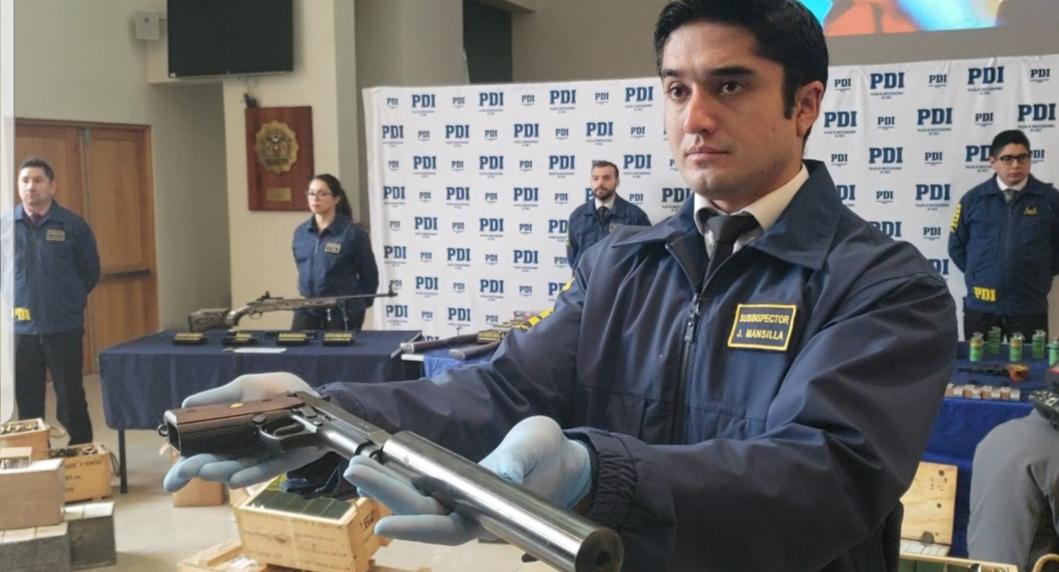 Policía de Investigaciones
