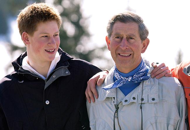 Harry y Charles