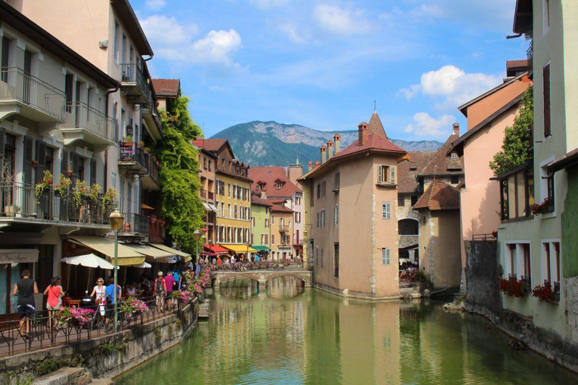 Annecy, Francia   Navin75   Flickr (cc)