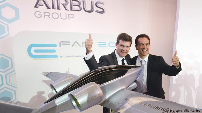 DW / Airbus Group, Model E. Fan 2