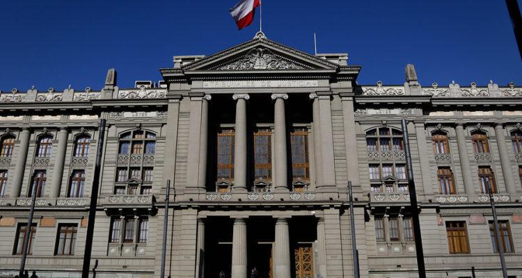 Palacio de Tribunales de Justicia | Sebastian Beltran | Agencia UNO