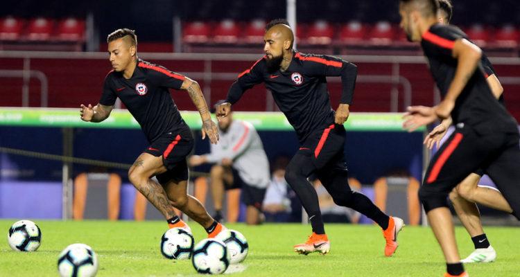 Chile arranca ante Japón la defensa del título de Copa América
