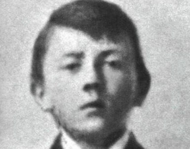 Hitler de niño | Wikimedia Commons