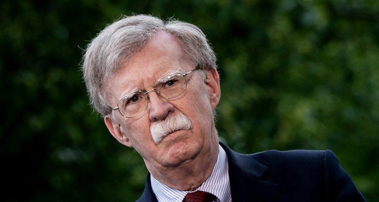 John Bolton | Agence France-Presse
