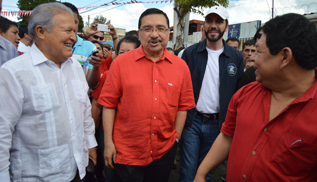 Diaro El Mundo / El Salvador