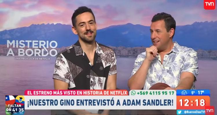 Adam Sandler 2019