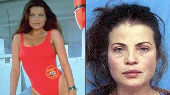 Yasmine Bleeth antes y después