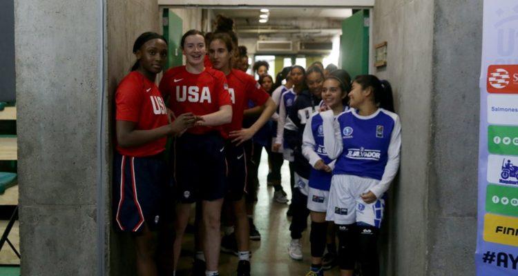 ¿Cuánto fue el resultado?: impacto generó diferencia física entre jugadoras de EE.UU. y El Salvador