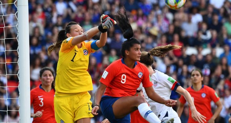 3-0: Estados Unidos barre a Chile sin Alex Morgan