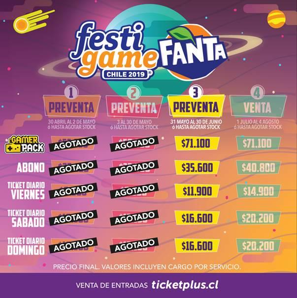FestiGame Fanta