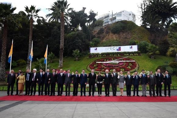 Ministros de Comercio | Declaración de Viña del Mar, mayo 2019.