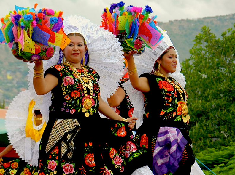 Trajes típicos | México Destino