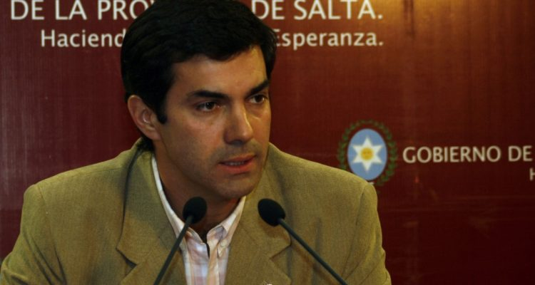Juan Manuel Urtubey | ARCHIVO | AFP