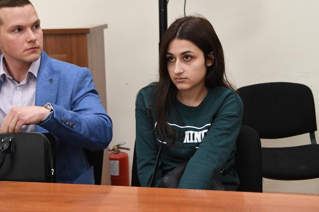 Krestina Jachaturian | AFP