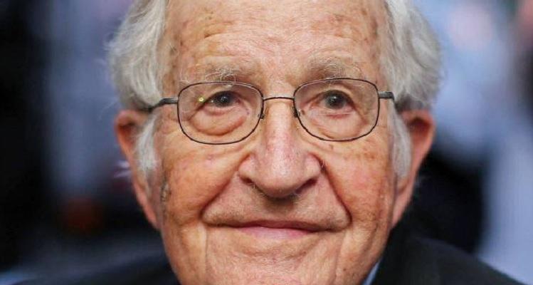 Noam Chomsky (c)