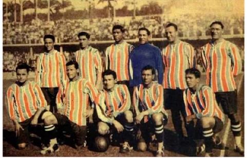 Selección chilena de 1922