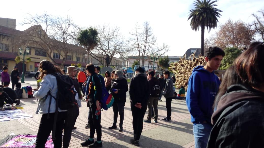 Organización cifra en 200 los participantes de la marcha de este sábado | Imagen cedida