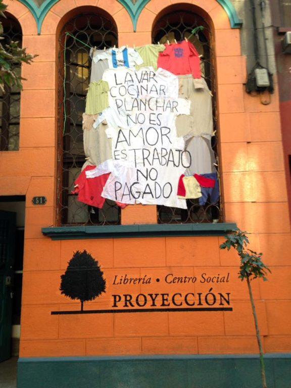 Centro Social y Librería Proyección