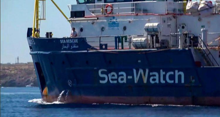 Sea Watch | Agence France-Presse