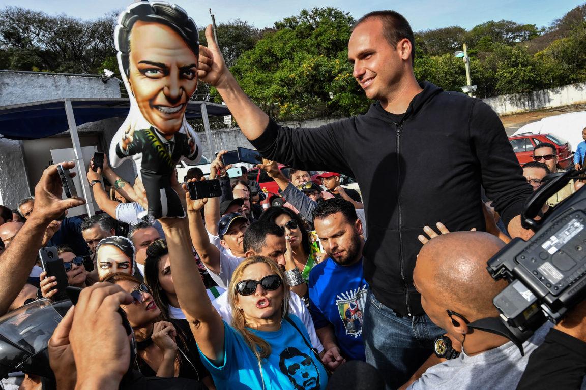 Nelson ALMEIDA / AFP