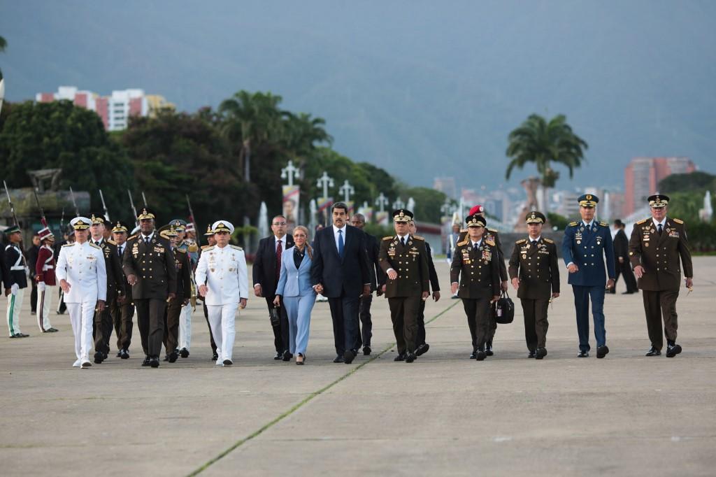 Presidencia de Venezuela   Agence France-Presse