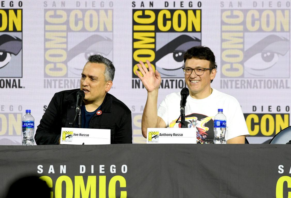 Los hermanos Russo en la Comic Con San Diego | Kevin Winter | Agence France-Presse