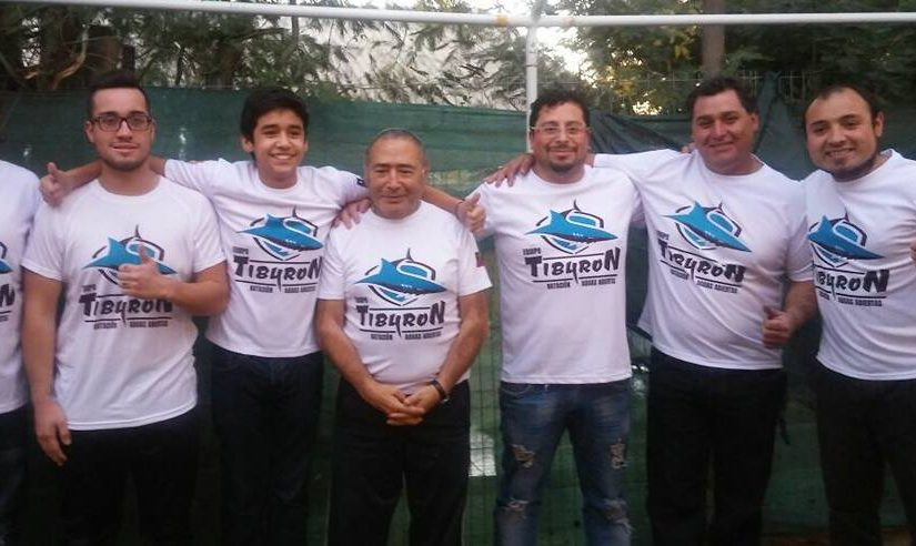 Equipo Tiburón Contreras
