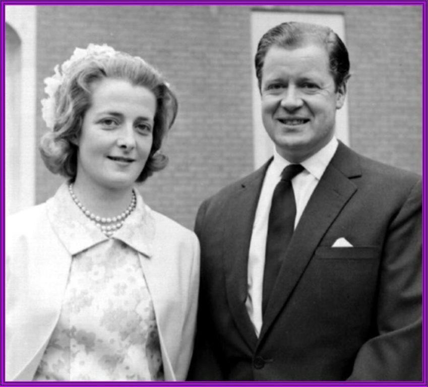 Los padres de Diana
