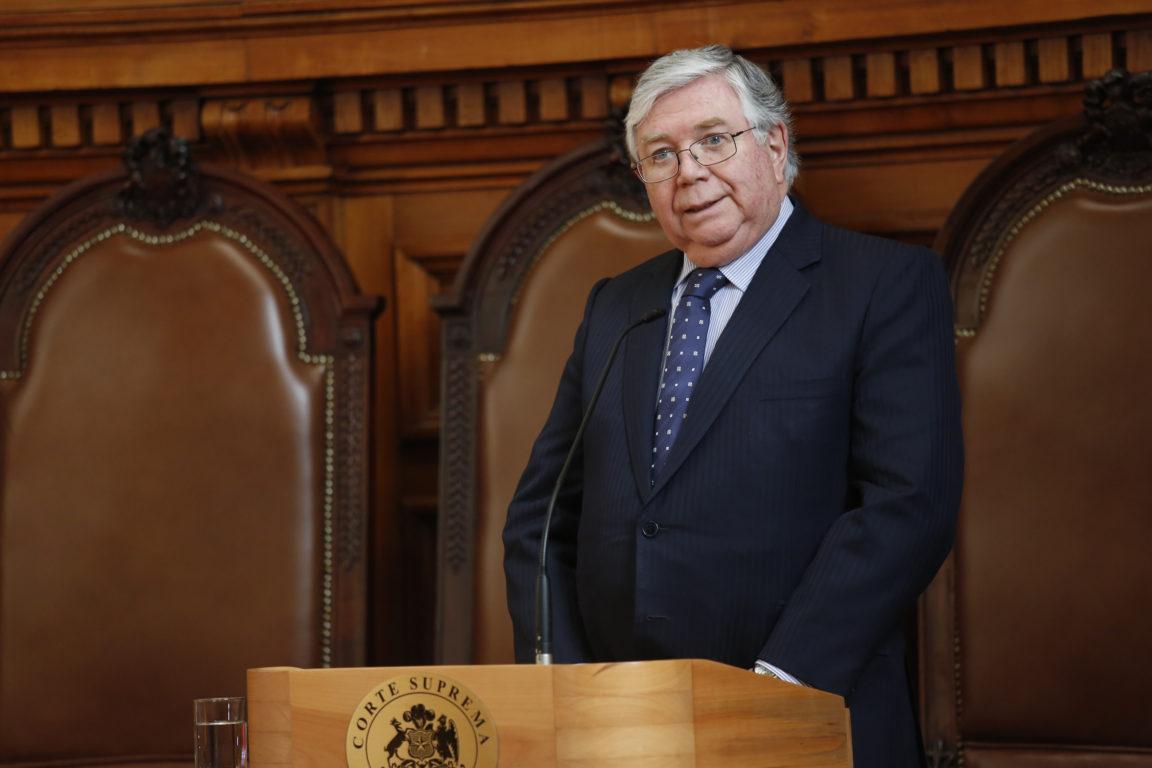 Ministro Cisternas | Agencia UNO