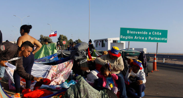 Paso Chacalluta | Alexander Infante | Agencia Uno