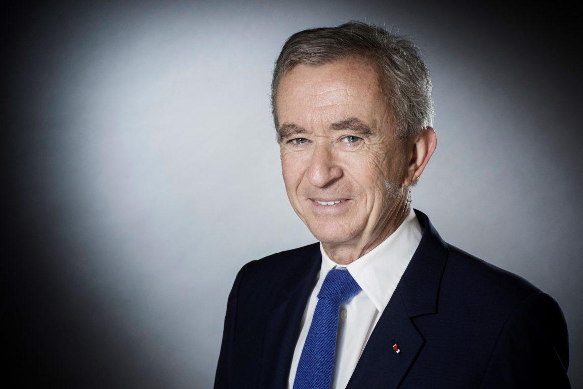 Gerente de LVMH, Bernard Arnault. Joel Saget | Agence France-Presse