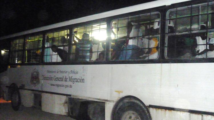 Haitianos deportados desde República Dominicana | GARR