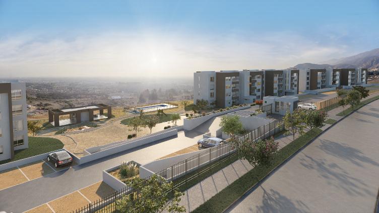Condominio Vertientes en Puente Alto
