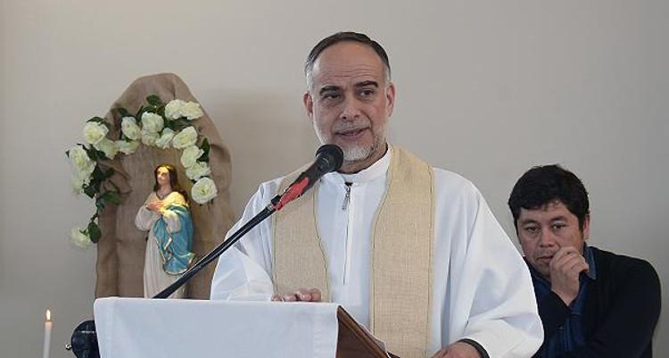 David Mondaca Rivas | Iglesia