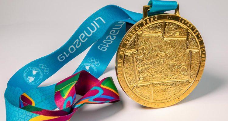 Las medallas de los Juegos Panamericanos de Lima 2019 tendrán imágenes incaicas