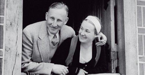 Reinhard Heydrich y su esposa   Wikimedia Commons