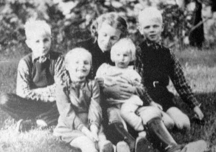 los hijos de Heydrich   Wikimedia Commons