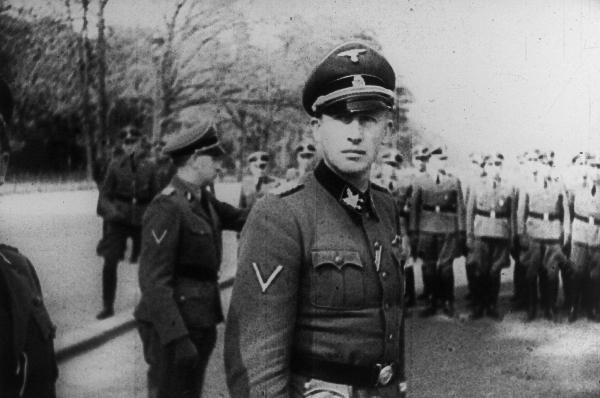 Reinhard Heydrich como jefe de policía   WIkimedia Commons